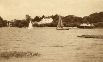 Christchurch Harbour at Mudeford, Dorset | CHS Archive
