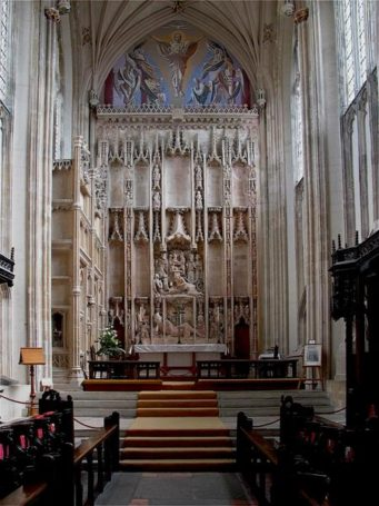Great Choir from W | Barry Beesley, Christchurch Priory
