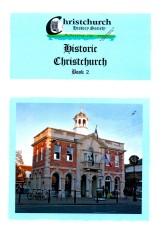 Historic Christchurch Book 2