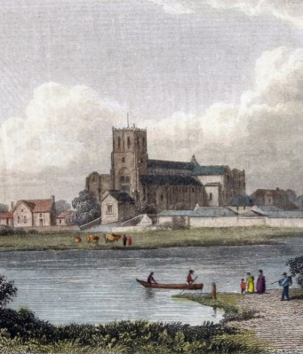 Christchurch Priory   CHS Archive