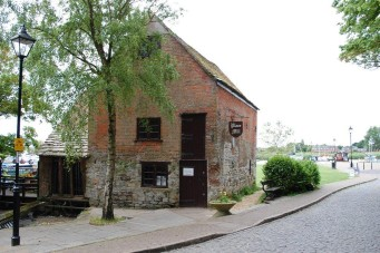 Place Mill, Christchurch Quay