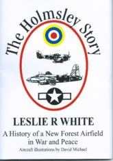 The Holmsley Story about RAF Holmsley, WW2 Air Base