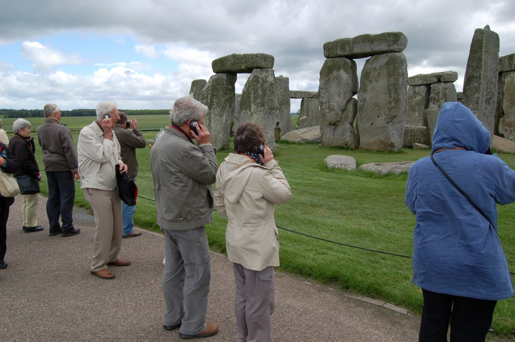 CHS Coach Trip and Guided Walk at Stonehenge