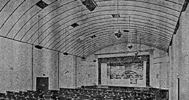 Christchurch Garden Theatre