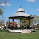 Bandstand on the Quay
