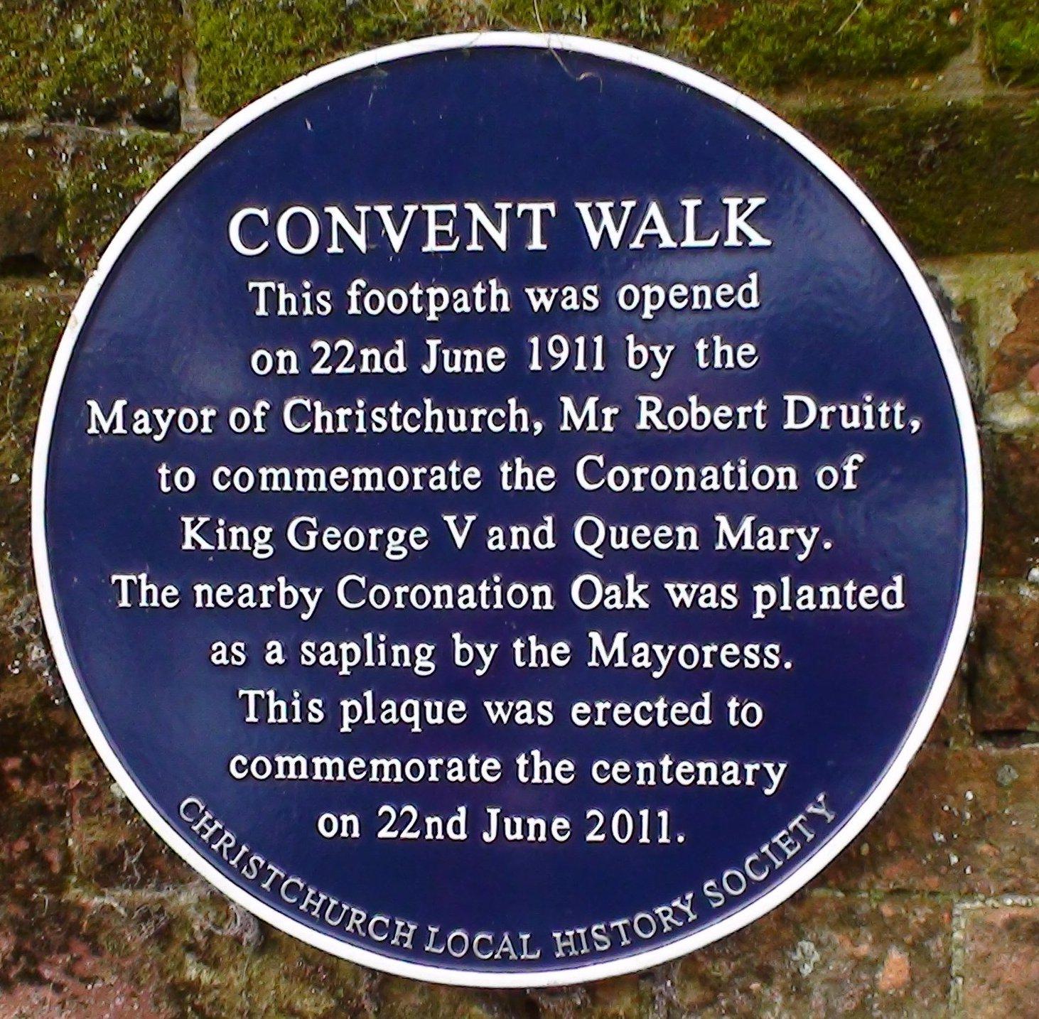 18 Convent Walk