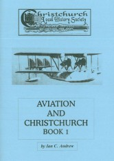 Aviation and Christchurch Book 1