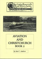 Aviation and Christchurch Book 2