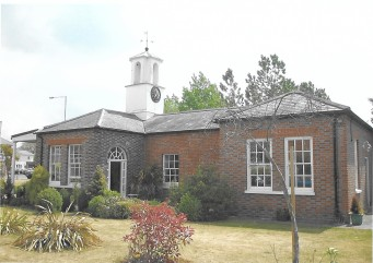 Christchurch Barracks Guard House, Dorset. Built 1811 | CHS Archive