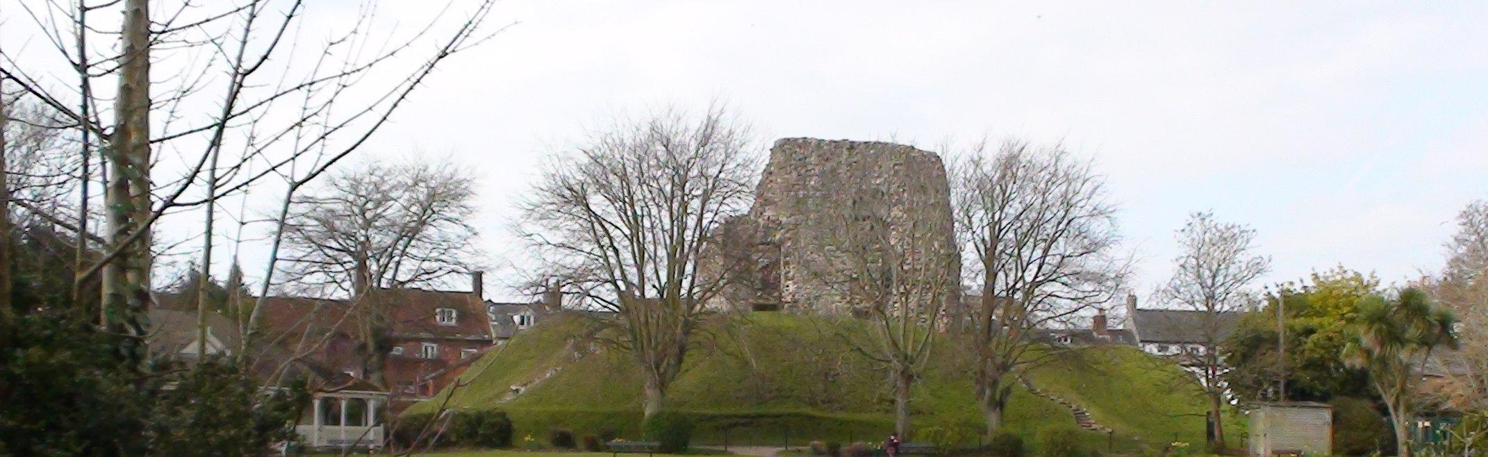 Christchurch Castle 2