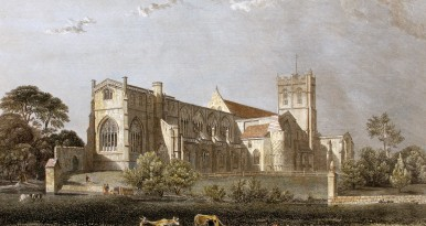 Priory Area Historic Walk
