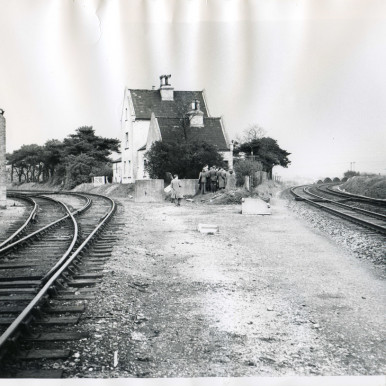 Christchurch Station 1962 | CHS Archive