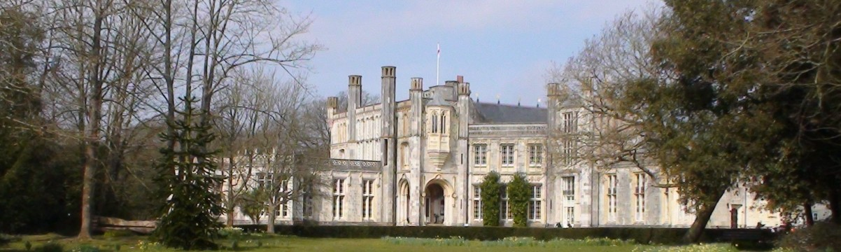 Highcliffe Castle, Christchurch, Dorset