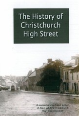 History of Christchurch High Street