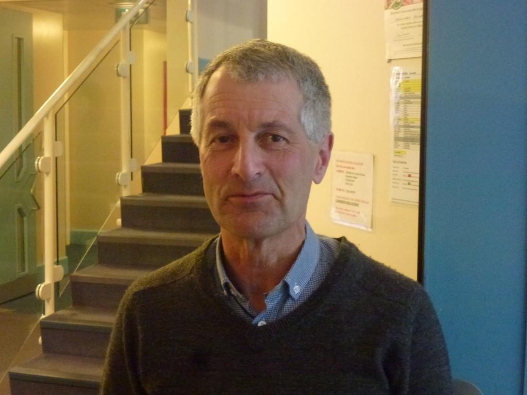 Ian Watson - Programme Secretary