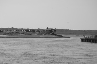 The Black House, Mudeford Quay, Christchurch, Dorset