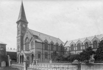 Congregational Church, Millhams Street