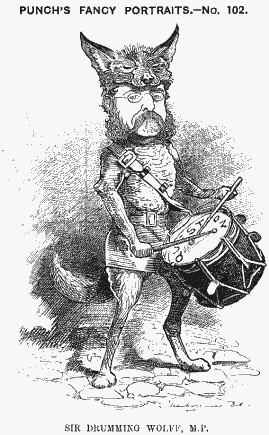 Sir Drummond Wolff