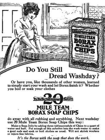 Advertisement in the 30th March 1918 issue of Country Gentleman Magazine.