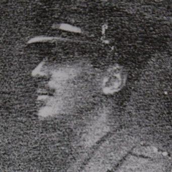 2nd Lieutentant John Neville Manners