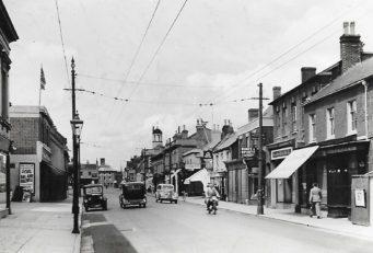 Christchurch High Street c1930's