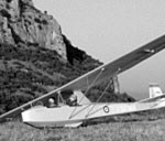 Slingsby T31 Glider