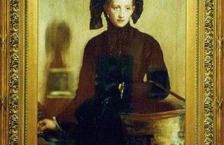 Sir John Millais R.A. (1829-1896) and Christchurch