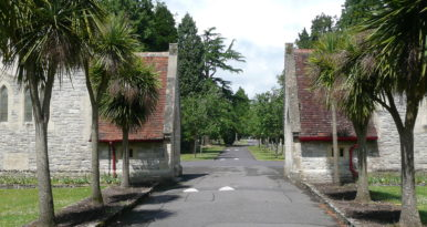 The History of Christchurch Cemetery