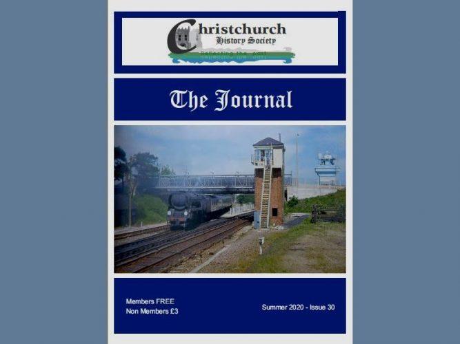 Journal Summer 2020 cover