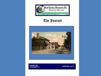 Christchurch History Society Journal
